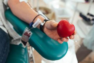 Importância da doação de sangue no fim de ano