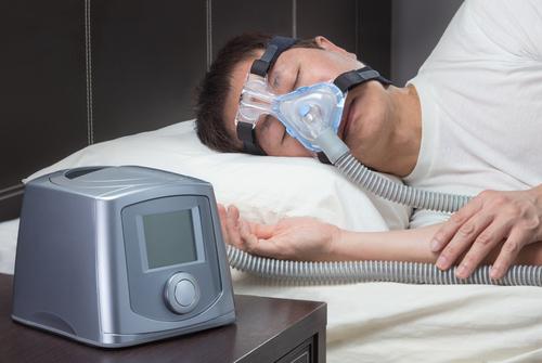 CPAP para apneia do sono