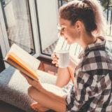 cuidar da saúde mental com a leitura
